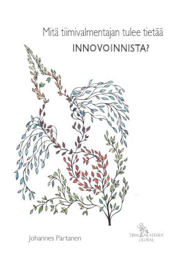JOhannes Partanen Innovointikirja 2019