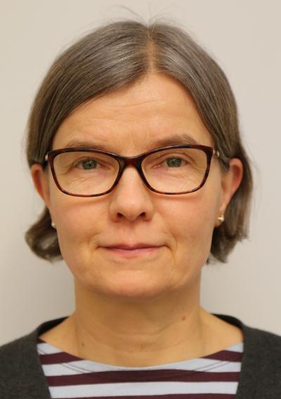 Team Coach Päivi Auvinen 2018