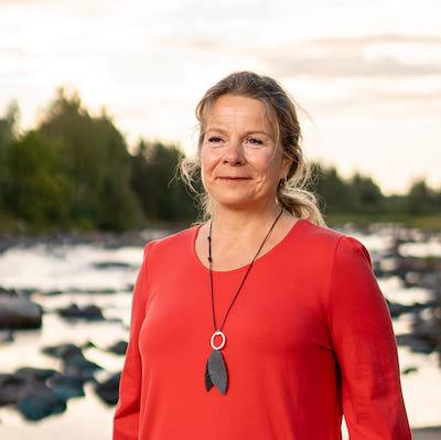tiina Kiviranta Senior TC